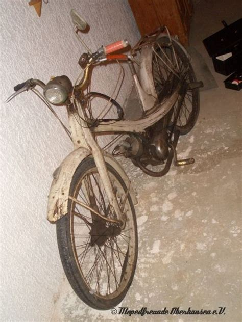 Quickly Lackieren by Nsu Quickly N Baujahr 1954 Mopedfreunde Oberhausen E V