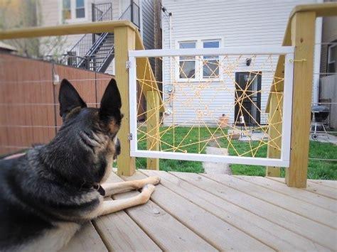 hometalk diy  super hip dog gate