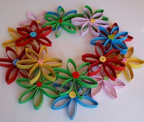 Make Toilet Paper Flowers - 14 toilet paper roll flowers craft ideas guide patterns