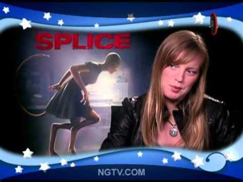sarah polley youtube adrien brody sarah polley on splice youtube