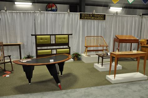 8th annual vermont furniture and woodworking festival