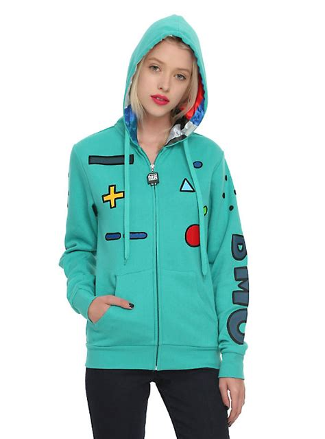 Adventure Time Design Hoodie adventure time bmo costume hoodie topic