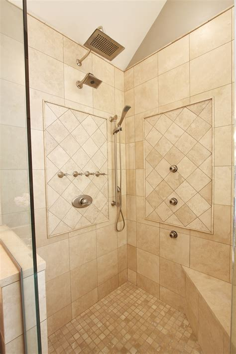 Large Standing Shower Large Modern Standing Shower Basement Bathroom
