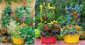 15 stunning container vegetable garden design ideas amp tips balcony garden web