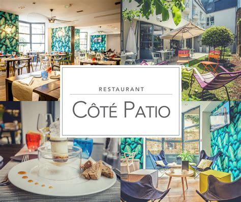 le patio vannes h 244 tel kyriad vannes partenaire restaurant c 244 t hotel