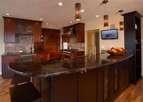 Kitchen Islands With Granite Granite Kitchen Island For The Kids Pinterest