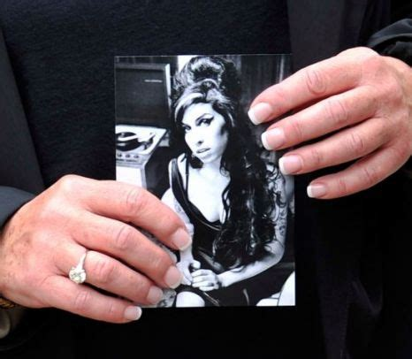 Winehouse May Quit To Be A by Happy Winehouse Told Mitch She Was Desperate To