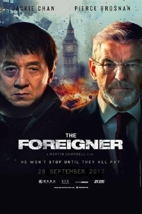 film foreigner 2017 دانلود فیلم خارجی 2017 the foreigner دوبله فارسی با لینک