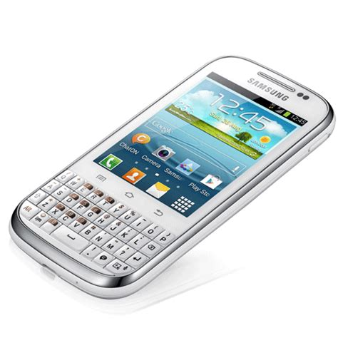 Harga Samsung Chat samsung galaxy chat