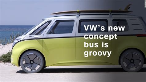 new volkswagen bus electric test driving vw s groovy electric van of tomorrow