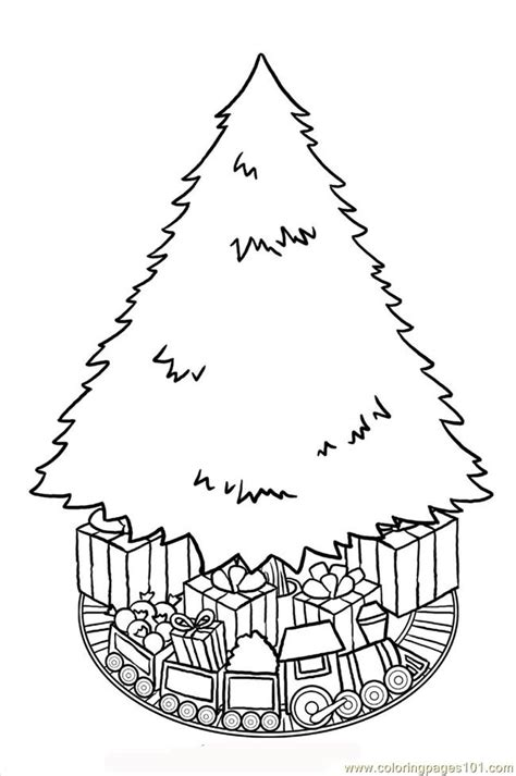 big christmas trees coloring pages big tree coloring pages