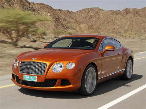bentley orange bentley continental gt orange flame 2010