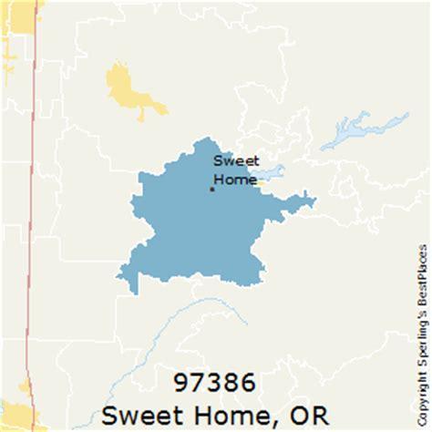 sweet home oregon map swimnova
