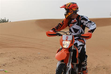 motocross bike hire ktm rental and tour dubai quad bike motorcycle dubai