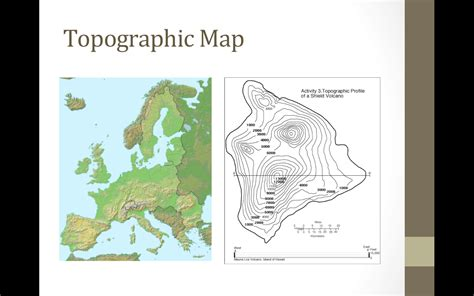 kinds of maps ap human geography types of maps