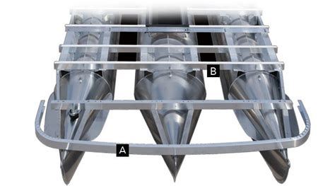 how thick are aluminum pontoons construction bennington pontoon boats