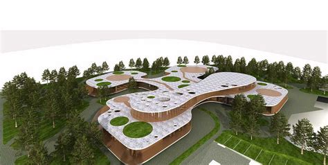 Four Leaf Clover Kindergarten   Slovenia Nursery Building