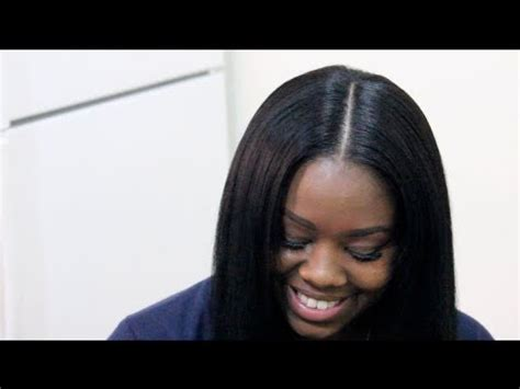 weave with minimal leave out basic full weave installation with minimal leave out part