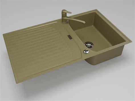 Kitchen Sink Models Kitchen Sink With Faucet 3d Model 3ds Max Files Free Modeling 35989 On Cadnav