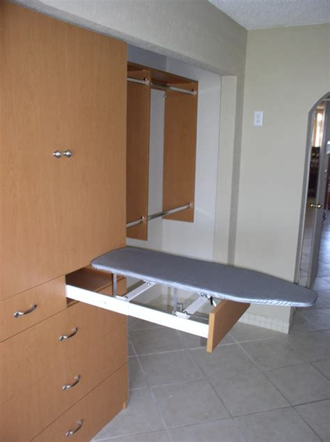pull out ironing board cabinet pull out ironing board ironing boards ta by