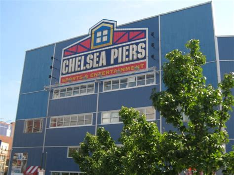 Chelsea Piers Field House by Chelsea Piers Field House Pier Sixty The Lighthouse Current
