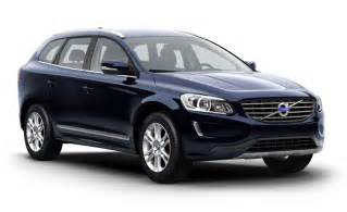 Volvo In The News The New Volvo Xc60 Suv Has The Ability To Take Things In