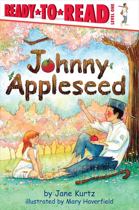 second books johnny appleseed book by kurtz haverfield