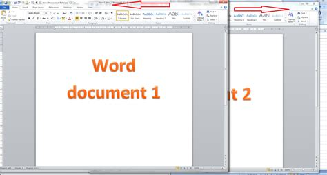 How Do I Compare Two Word Documents