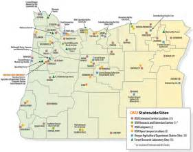 Colleges In Oregon Map by Home Oregon S Land Grant University