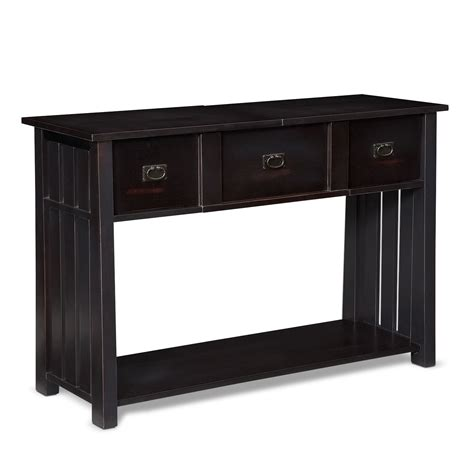 american signature sofa table tribute ii sofa table american signature furniture