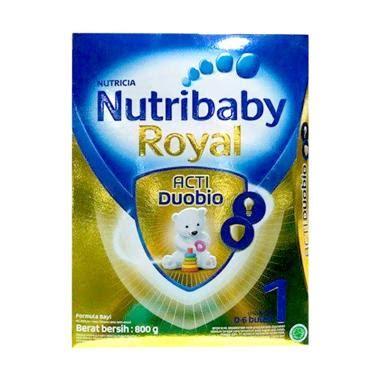 Formula Nutribaby Royal 1 jual nutribaby royal 1 terbaru harga murah blibli