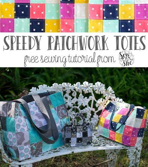 Three More Inspiring Patchwork Projects Sewcanshe Free - 78 best images about sewing tutorials and inspiration