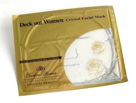 Detox Box Latvija by кристаллическая очищающая маска для лица коллаген Deck