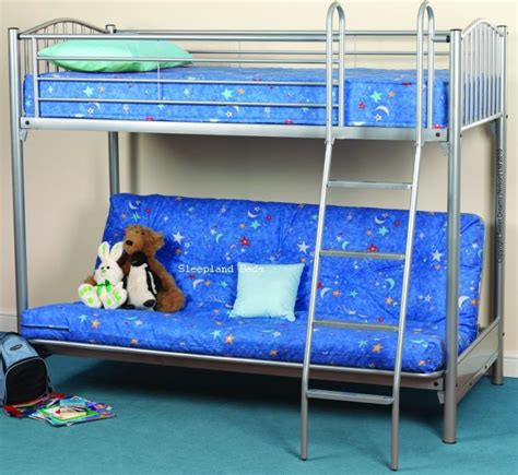 high sleeper with double futon high futon bm furnititure
