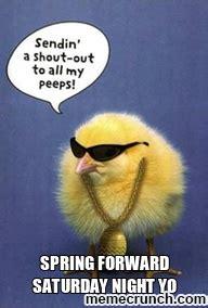 Happy Easter Meme - spring forward memes