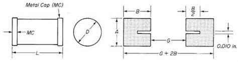 tantalum capacitor land pattern electronic techniques surface mount technology