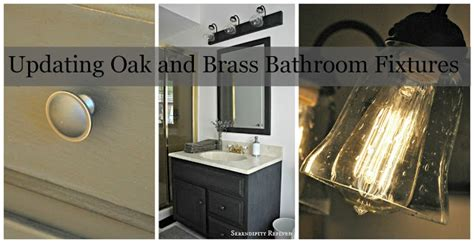 serendipity refined how to update oak and brass