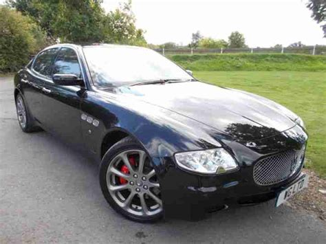 4 Door Maserati Price by Maserati 2006 Quattroporte V8 Executive Gt 4dr Duoselect 4