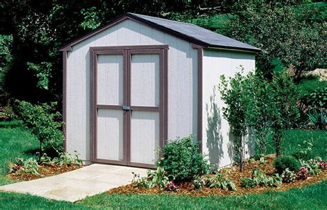 shed seneca  series small sheds installed
