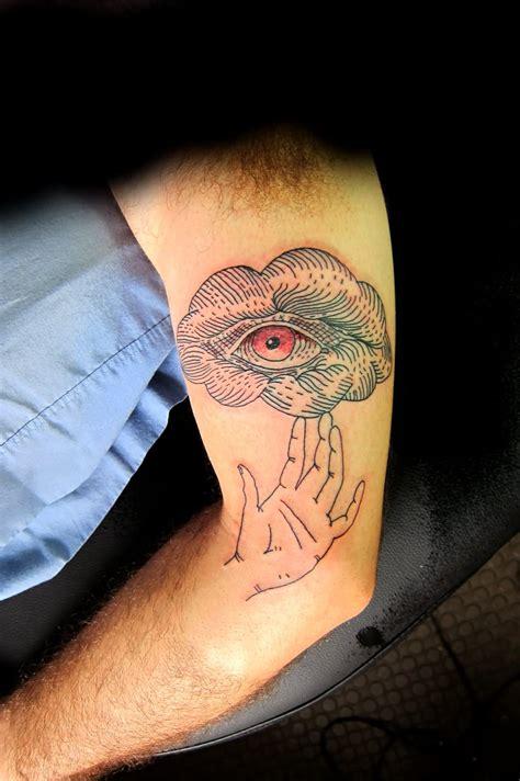 cloud tattoo quarter sleeve 20 cloud tattoos on sleeve