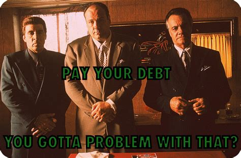 Bill Collector Meme - debt collector quotes quotesgram