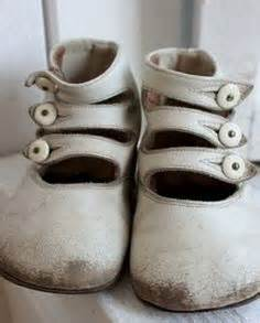 charming antique baby childs children shoes