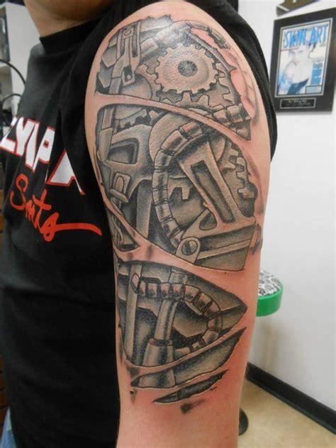 electric zombie tattoo 17 beste afbeeldingen bio mech op