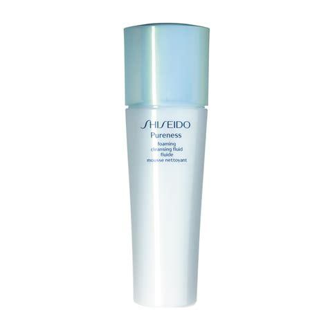 Shiseido Pureness shiseido pureness foaming cleansing fluid 150ml feelunique