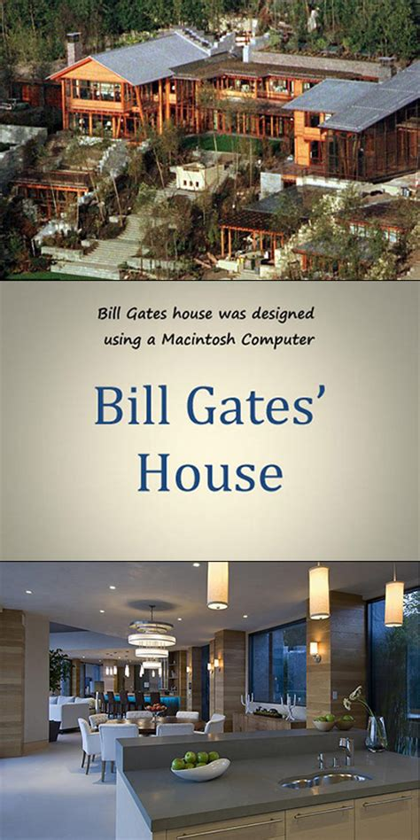 bill gates house plans bill gates house plans