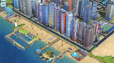 simcity buildit ipad layout simcity buildit for ipad review rating pcmag com