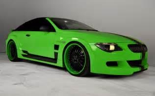 custom and black rims custom green bmw black rims