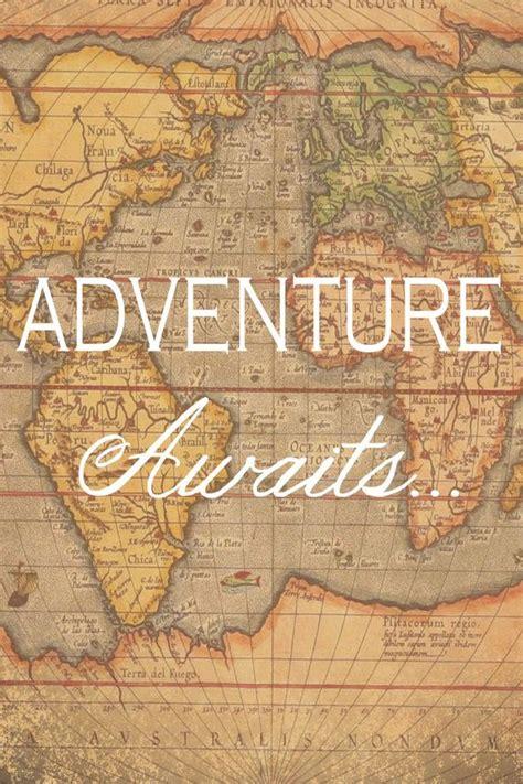 tumblr adventure map adventure awaits vintage map print digital download