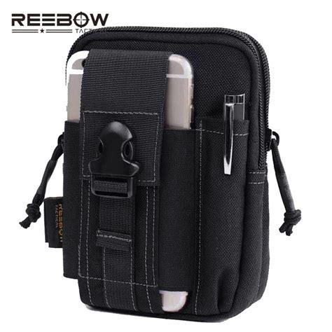 Iphone Samsung Belt Waist Outdoor Bag Tas Hp Diskon outdoor tactical molle waist pack bags sport casual pouch purse phone for iphone 6 plus