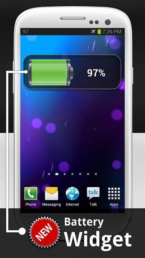 show battery percentage android apps  google play